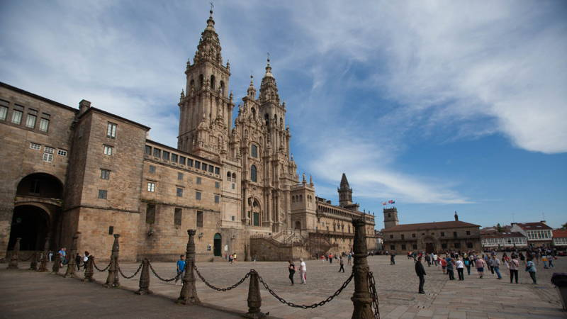 Santiago and the Camino